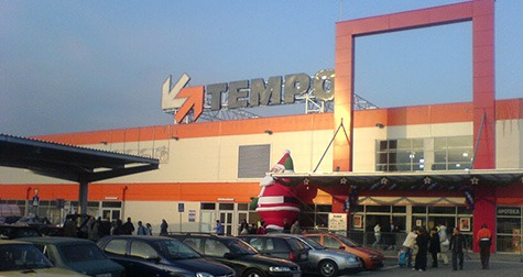 Supermarket Tempo