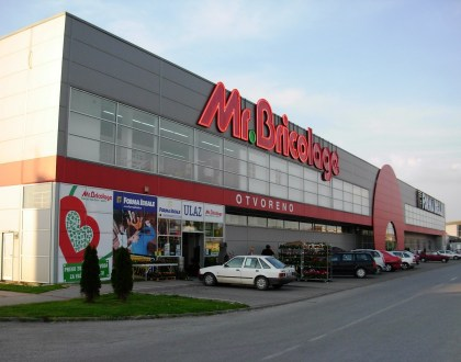 Mr. Bricolage Novi Sad