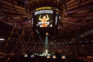 'Modi Magic' Grips New York's Madison Square