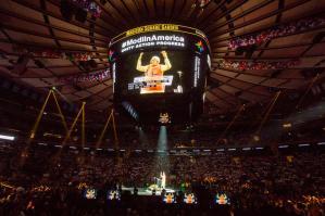 'Modi Magic' Grips New York's Madison Square