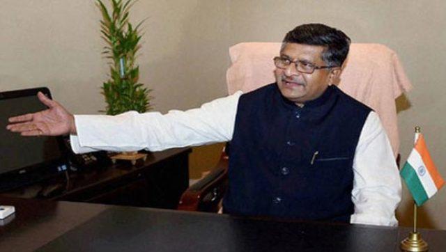 IT Act to Review Security of Digital Transactions: Ravi Shankar Prasad