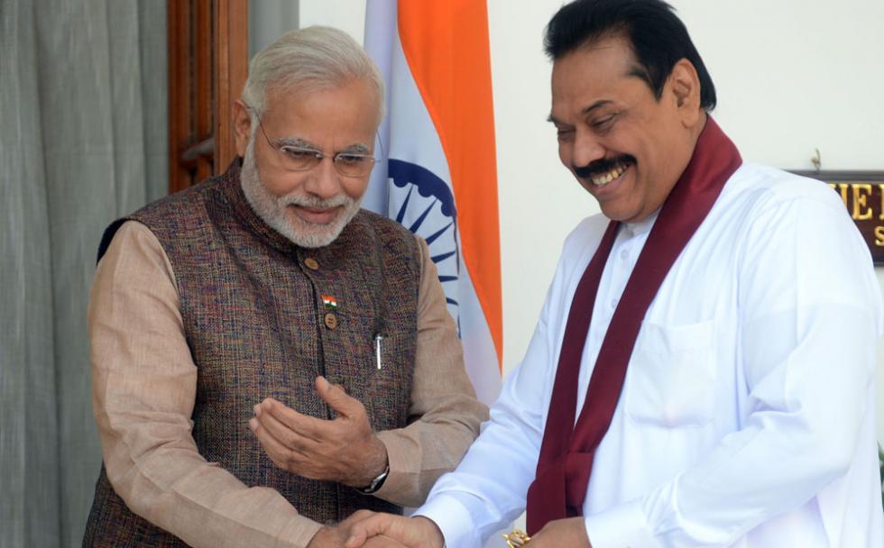 Modi's Voyage to Sri Lanka Shows some Long Term Prospects