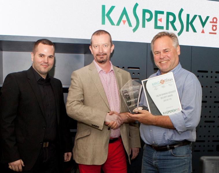 Kaspersky's Safe Money Technology Recognized as Outstanding by MRG