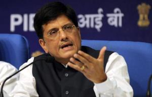 Renewable Energy has arrived in India: Piyush Goyal