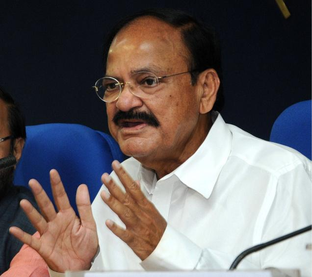 Ministry is Rigid on Scheduled Deadlines for Smart City Plans: Venkaiah Naidu