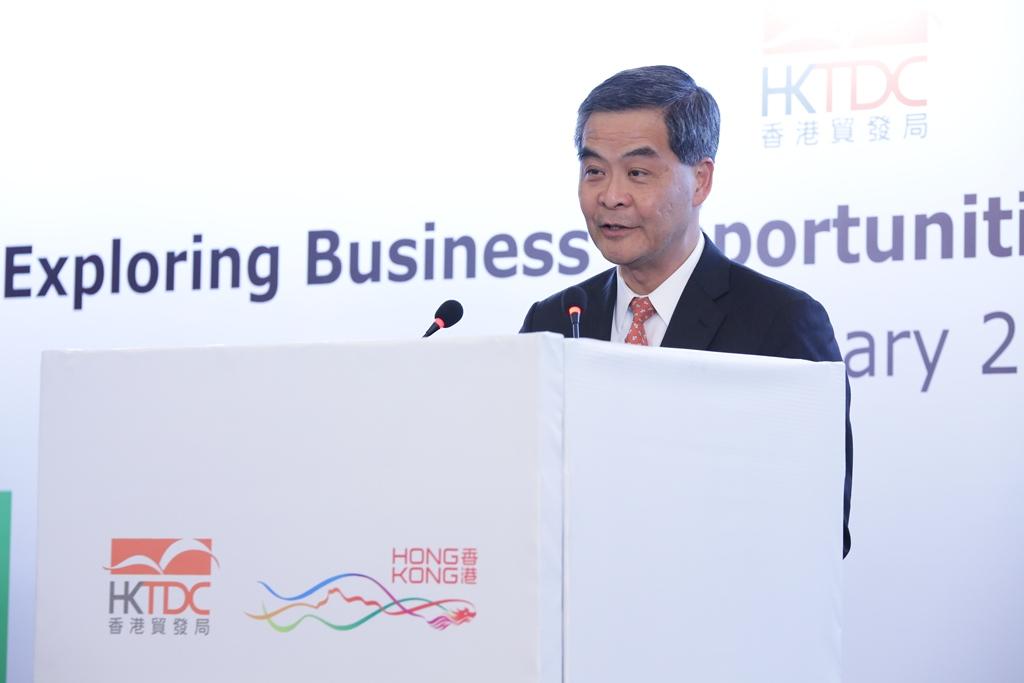 Hong Kong – India Trade to Take New Heights