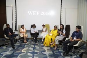 'League of Iconic Entrepreneurs' Awards at Women Economic Forum in New Delhi