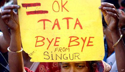 Mamata Banergee-Tata Motors Row Took Another Turn