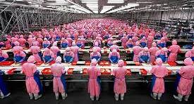 Chinese Manufacturing Showing Growth Signs