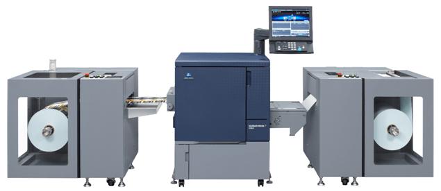 Konica Minolta Enters the Label Printing Market