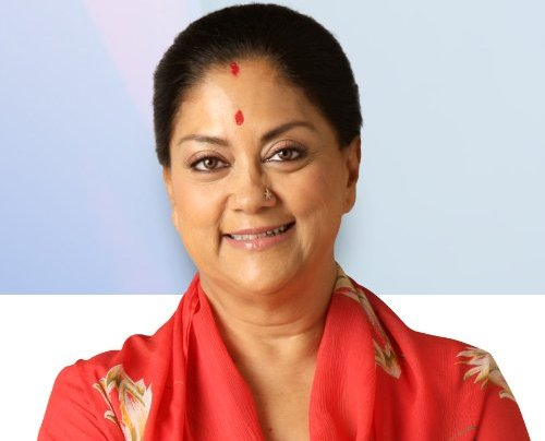 Vasundhara Raje Announces Diwali Wishes by Offering Discount in Electricity Tariff