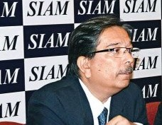 Domestic Auto Sales in India Grew at 7.5 %: SIAM