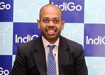 Prmoters Dispute Caused Sharp Decline of IndiGo Stocks