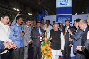 NSIC Showcased National SC/ ST Schemes at IIFC