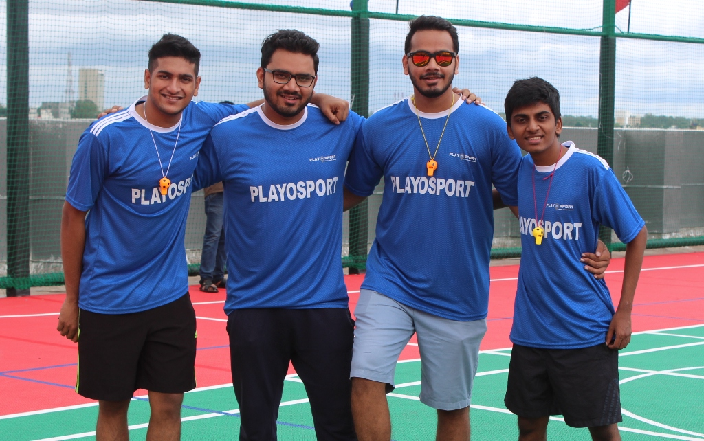 Indulge into Sports with PlayOSport