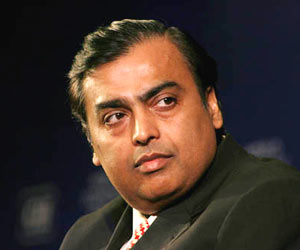 Mukesh Ambani is Numero Uno in Forbes List of World's Richest