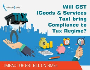 GST to Empower SMEs: Infographic