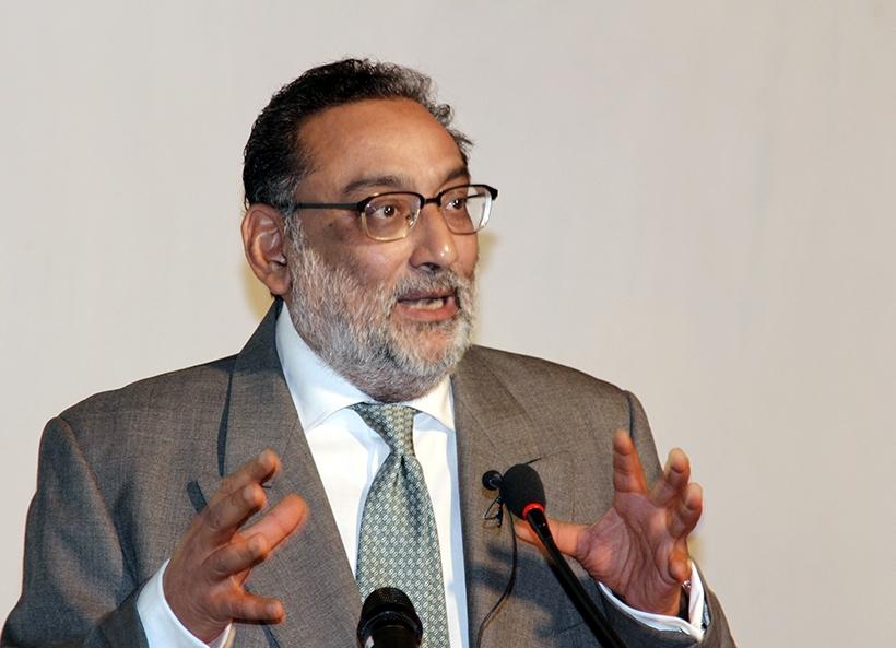 Haseeb Dabru of J&K to Head Key Financial Committee