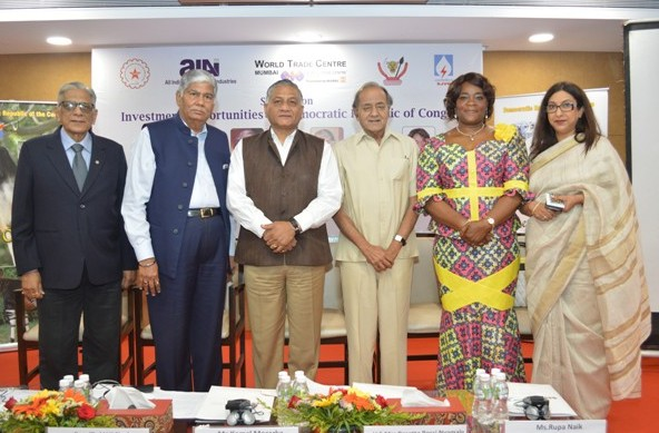 Congo is a Lucrative Investment Destination for India: Gen. VK Singh, Minister MoEA