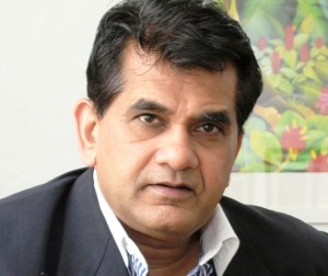 FinTech is the New Dawn of Opportunity for Startups: Amitabh Kant, Niti Aayog