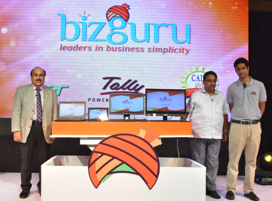 Tally, ACER and CAIT Collaborates to Create BIZGURU for GST Compliance Needs