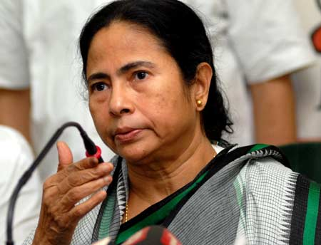 We Will Not Support GST in It's Present Form: Mamta Banerjee