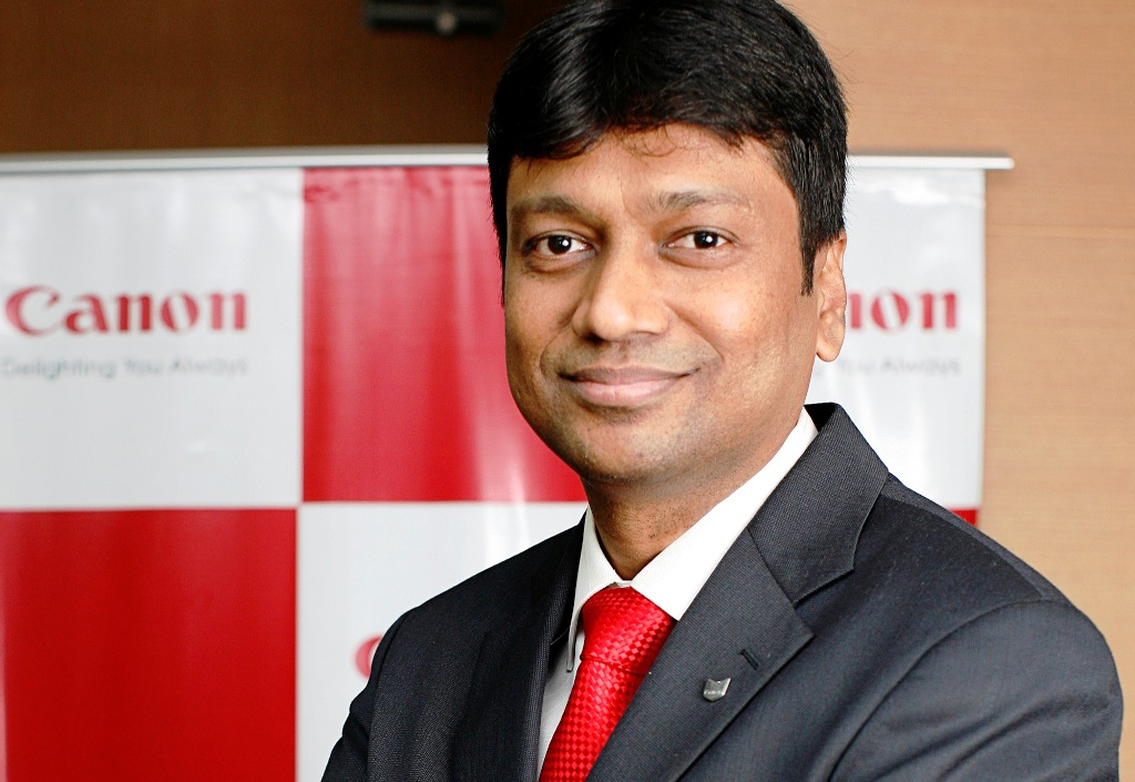 Committed to Streamline Printing & Documentation: Canon India