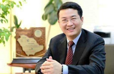 James Wu is New President for Huawei's South East Asia