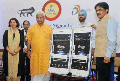 BSNL's Digital Wallet for Tier 2, Tier 3 and Rural India Launched by Manoj Sinha