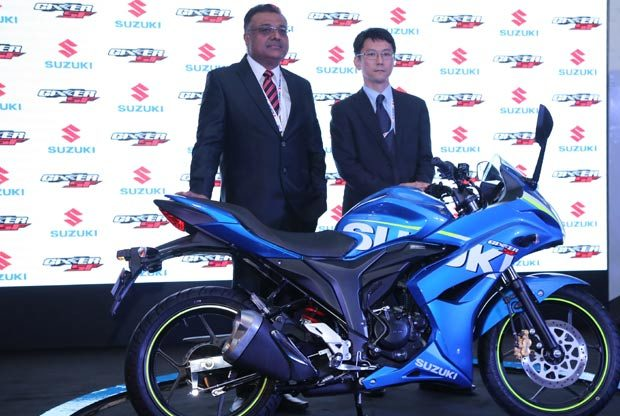 Suzuki Motorcycle India Sales Up by 62 %