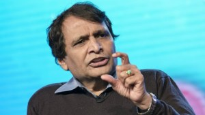 Suresh Prabhu as New Commerce & Industry Minister Emphasized the Importance of Startups