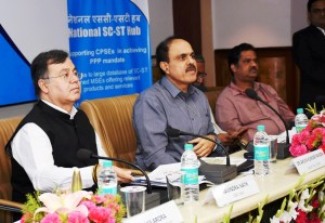 National SC/ST Hub Conference on Procurement Policy Organized