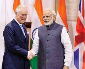 India-Britain Relationship Discussed by Prince Charles and PM Modi