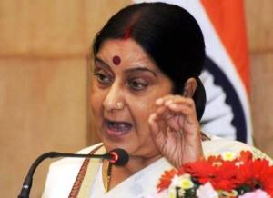 Inclusive Security of Cyber Space is Our Goal: Sushma Swaraj