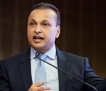 Anil Ambani's Reliance Communications Files For Bankruptcy
