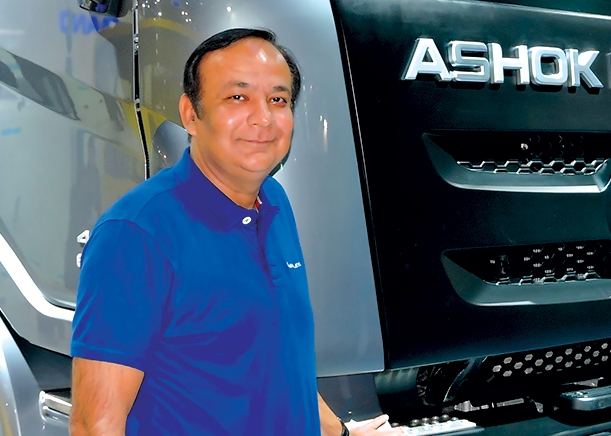 Ashok Leyland Launches New BS-IV Trucks with iEGR Engines