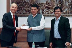 Deutsche Bank Signs MoU for Rural Development in Maharashtra