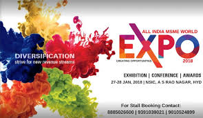 All India MSME World Expo to Witness Opportunities for MSMEs