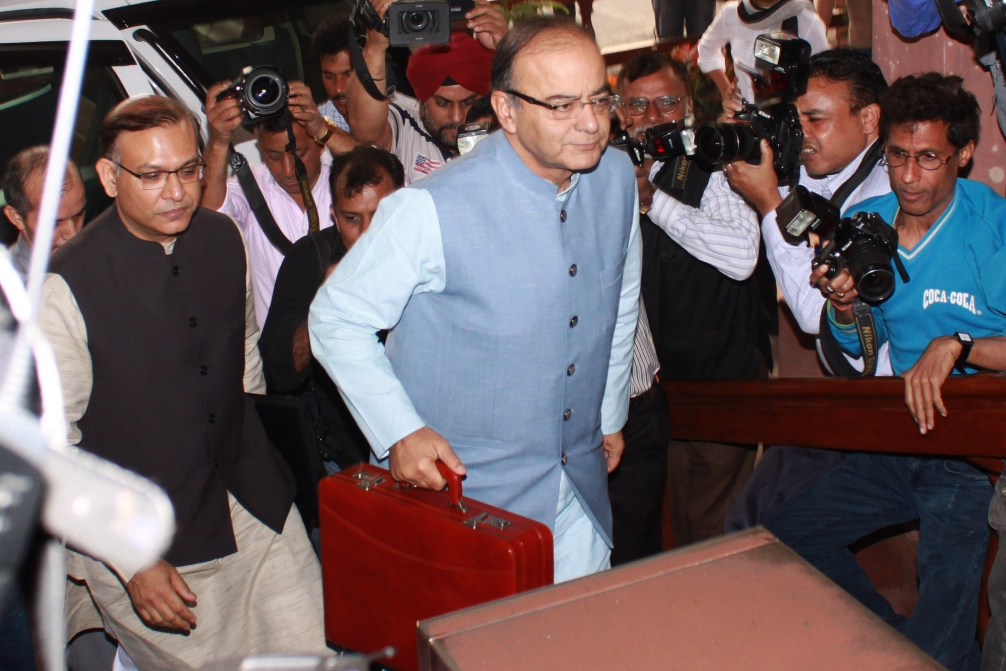 Arun Jaitley to Present a Toughest Union Budget Document