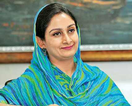 Farmers Must Adopt Diversification to Enhance Their Income: Harsimrat Kaur Badal