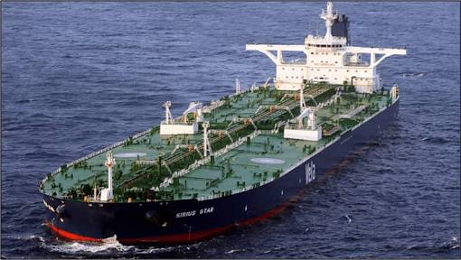 Oil Tanker with 22 Indians On-boarded Goes Missing from Benin, West Africa Coast