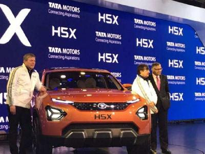 Tata Motors Charts Out Alfa & Omega at Auto Expo