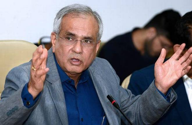 NITI AAYOG's Rajiv Kumar Called Extraordinary Steps to Tackle Current Issues with Financial Sector