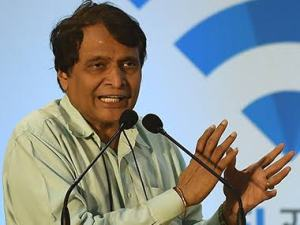 Make in India can be a Game Changer Program for India's Aviation Sector: Suresh Prabhu