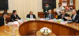 Economists Met to Set the Tone for Fifteenth Finance Commission