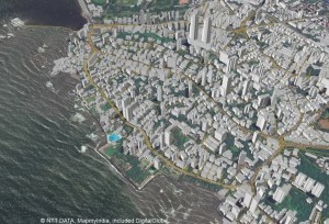 NTT Data and MApMyIndia To Develop India's First Large Scale 3D Mapping Datasets- AW3D India