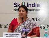 Textile Industry Will Get Full Support from Govt. to Ensure Job Creation: Smriti Irani