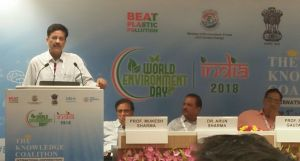 Journey of Air Pollution Control the CNG Route: World Environment Day 2018