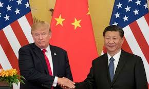 US & China Trade Scenrio Improvising,  Showing Positive Signs