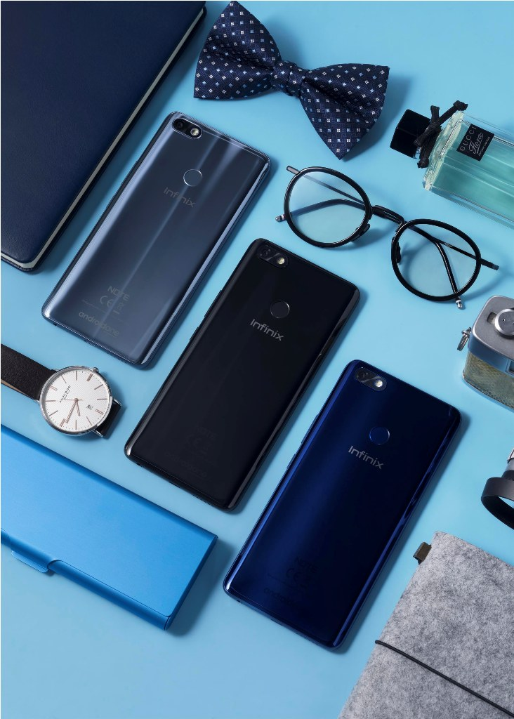 First Android One Smartphone by Infinix 'NOTE 5' Exclusively Available on Flipkart